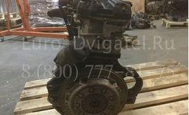 Контрактный двигатель Opel Meriva A 1.4 16V Twinport LPG  Z14XEP 90 л.с.