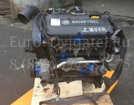 Контрактный двигатель Opel Signum 1.8  Z18XER 140 л.с.
