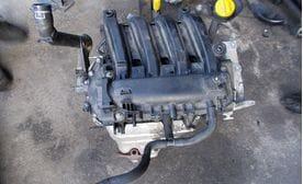 Контрактный двигатель Renault Clio Grandtour III 1.2 16V  D4F764 78 л.с.