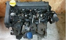 Контрактный двигатель Renault Clio Grandtour III 1.5 dCi   K9K768 68 л.с.