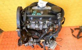 Контрактный двигатель Seat Alhambra 1.9 TDI  1Z 90 л.с.