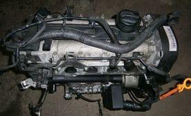 Контрактный двигатель Seat Inca 1.4 16V  AUA 75 л.с.