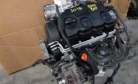 Контрактный двигатель Seat Altea 2.0 TDI  BMM 140 л.с.