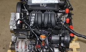 Контрактный двигатель Seat Altea 1.6   BSF 102 л.с.