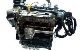 Контрактный двигатель Seat Toledo IV 1.4 TSI  CAXA 122 л.с.