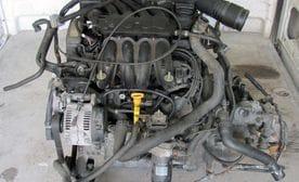 Контрактный двигатель Skoda Octavia 1.6  AEH 101 л.с.