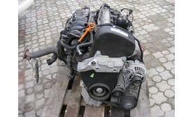 Контрактный двигатель Skoda Octavia 1.8 20V  AGN 125 л.с.