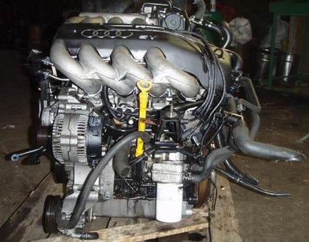 Контрактный двигатель Skoda Octavia 1.8  AGN 125 л.с.