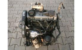 Контрактный двигатель Skoda Octavia 1.9 TDI 4WD  AGR 90 л.с.