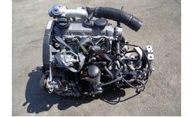 Контрактный двигатель Skoda Octavia 1.9 TDI  AGR 90 л.с.