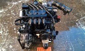 Контрактный двигатель Skoda Octavia 1.6   AKL 101 л.с.