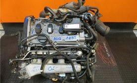 Контрактный двигатель Skoda Octavia RS 1.8 T  AUQ 180 л.с.
