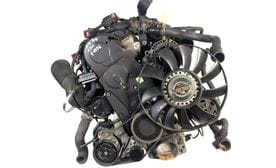 Контрактный двигатель Skoda Superb 1.9 TDI  AVF 130 л.с.