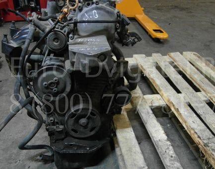 Контрактный двигатель Skoda Fabia 1.2  AWY 54 л.с.