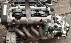 Контрактный двигатель Skoda Fabia 1.4 16V   BBY 75 л.с.