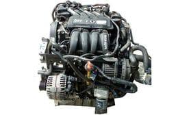 Контрактный двигатель Skoda Octavia II 1.6   BGU 102 л.с.