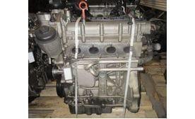 Контрактный двигатель Skoda Octavia II 1.6 FSI  BLF 115 л.с.