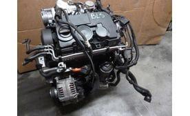 Контрактный двигатель Skoda Fabia II 1.9 TDI  BLS 105 л.с.