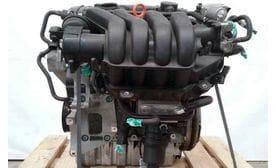 Контрактный двигатель Skoda Octavia II 2.0 FSI 4WD  BLX 150 л.с.