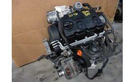 Контрактный двигатель Skoda Octavia II 2.0 TDI  BMM 140 л.с.