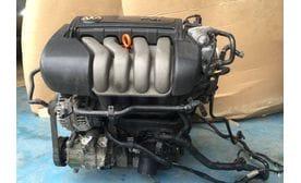 Контрактный двигатель Skoda Octavia II 2.0 FSI   BVZ 150 л.с.