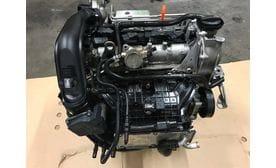 Контрактный двигатель Skoda Rapid III 1.4 TSI  CAXA 122 л.с.