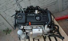 Контрактный двигатель Skoda Superb II 1.4 TSI  CAXC 125 л.с.