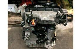 Контрактный двигатель Skoda Superb II 2.0 TDI  CBBB 170 л.с.