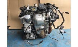 Контрактный двигатель Skoda Fabia II 1.2 TSI  CBZA 86 л.с.