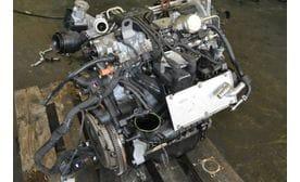 Контрактный двигатель Skoda Fabia II 1.2 TSI  CBZB 105 л.с.
