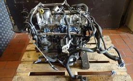 Контрактный двигатель Skoda Octavia III 1.2 TSI  CJZA 105 л.с.