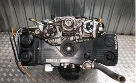 Контрактный двигатель Subaru Forester II 2.0  EJ204 158 л.с.