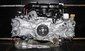Контрактный двигатель Subaru Forester IV 2.0  FB20B 150 л.с.