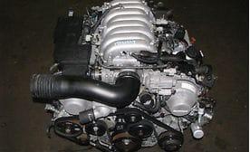 Контрактный двигатель Toyota Celsior III 4.3 VVTi  3UZ-FE 283 л.с.