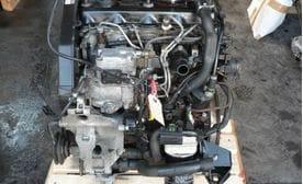 Контрактный двигатель Volkswagen Passat B4 1.9 TDI  1Z 90 л.с.