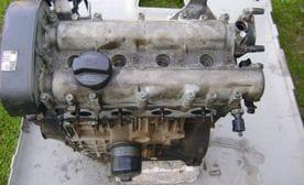 Контрактный двигатель Volkswagen Caddy II 1.4 16V  AUA 75 л.с.
