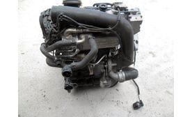 Контрактный двигатель Volkswagen Touran I 1.9 TDI  BKC 105 л.с.