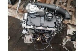 Контрактный двигатель Volkswagen Passat B6 1.9 TDI  BKC 105 л.с.