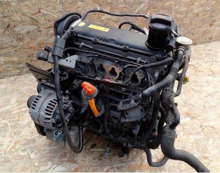 Контрактный двигатель Volkswagen Touran I 1.6   BSE 102 л.с.