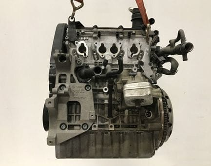 Контрактный двигатель Volkswagen Touran I 1.6   BSF 102 л.с.