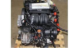Контрактный двигатель Volkswagen Golf Plus V 1.6   BSF 102 л.с.