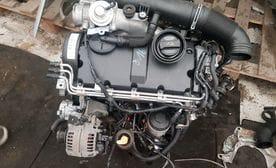 Контрактный двигатель Volkswagen Touran I 1.9 TDI   BXE 105 л.с.