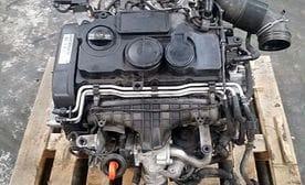 Контрактный двигатель Volkswagen Passat CC 2.0 TDI   CBBB 170 л.с.