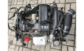 Контрактный двигатель Volkswagen Touran II 1.2 TSI  CBZB 105 л.с.
